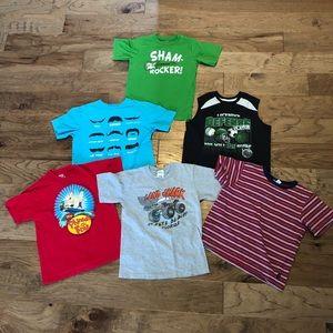 Size 7 T-shirt bundle